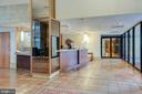 24 Hour Concierge Desk~ - 4620 N PARK AVE #1109E, CHEVY CHASE