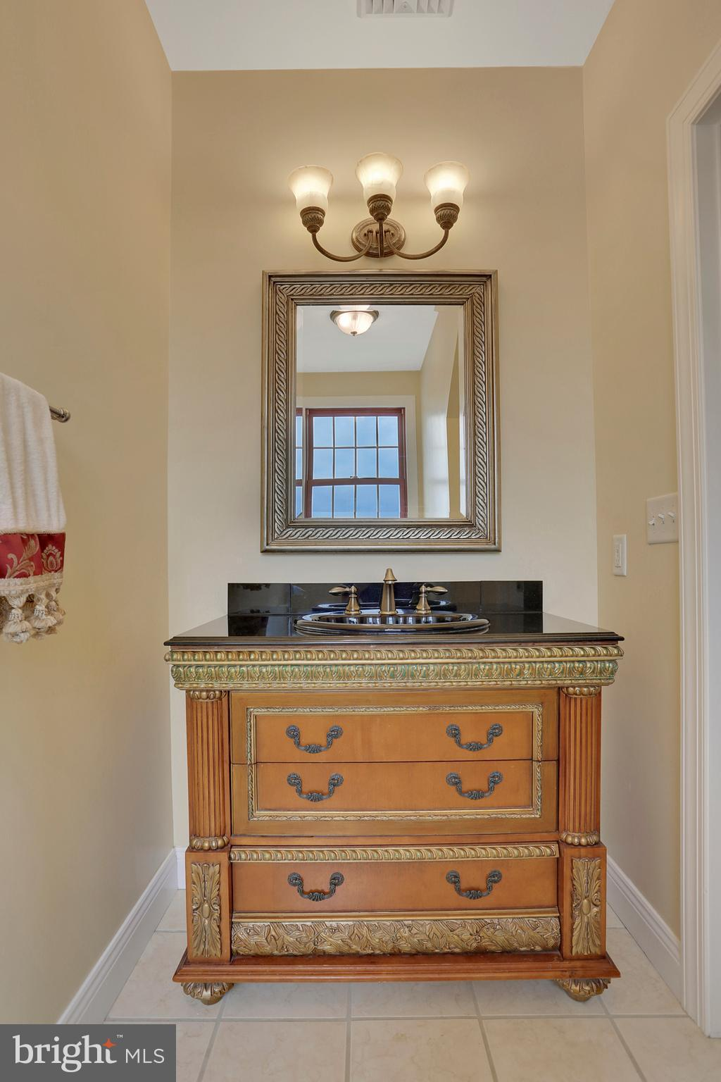 Second Floor Bedroom 2 with Half Bath