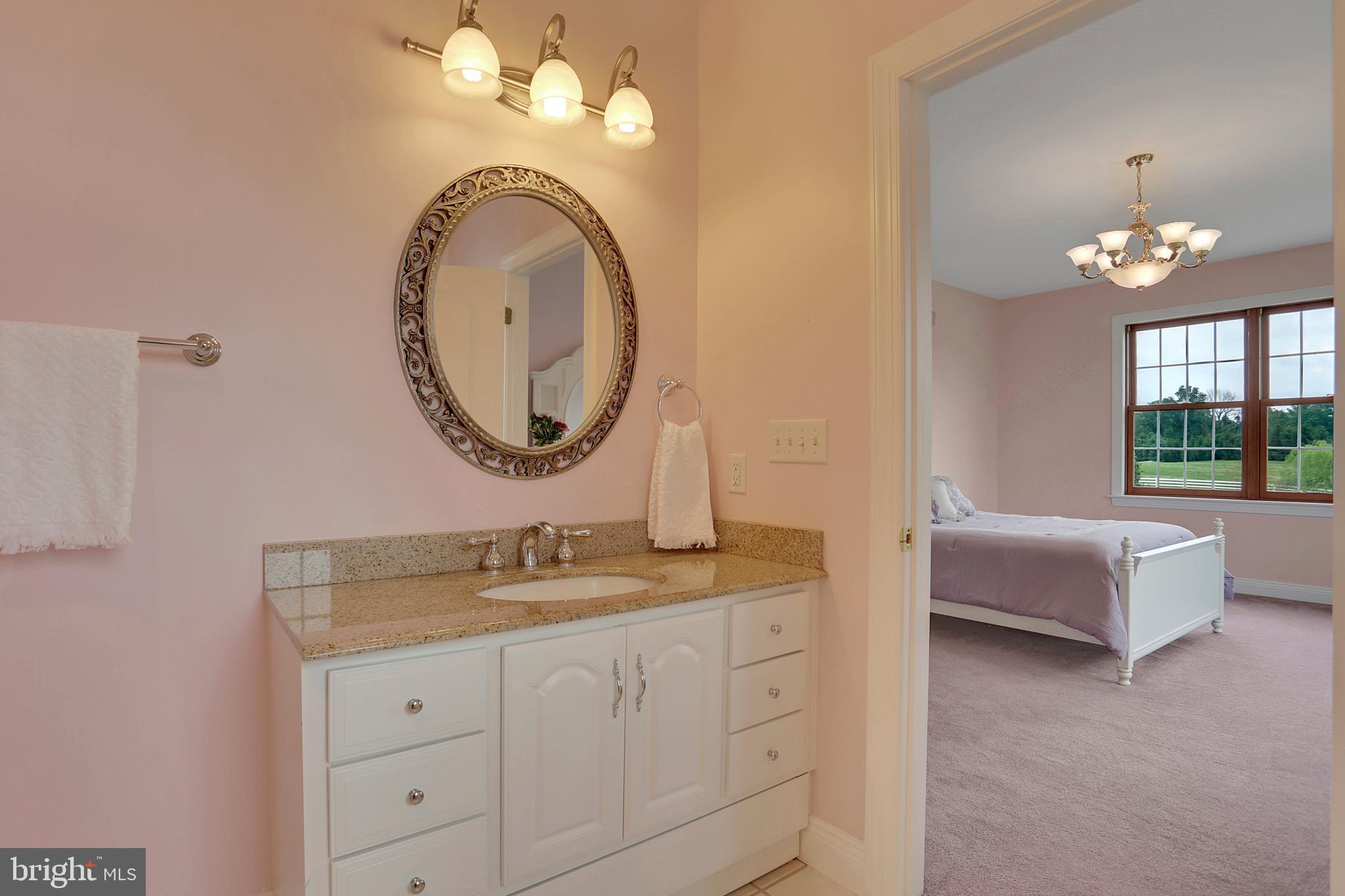 Second Floor Bedroom 4 with Full Bath