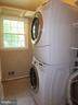 Laundry room - 8808 SKOKIE LN, VIENNA