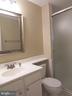 Master bathroom - 8808 SKOKIE LN, VIENNA