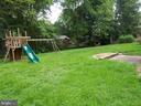 Backyard - 8808 SKOKIE LN, VIENNA