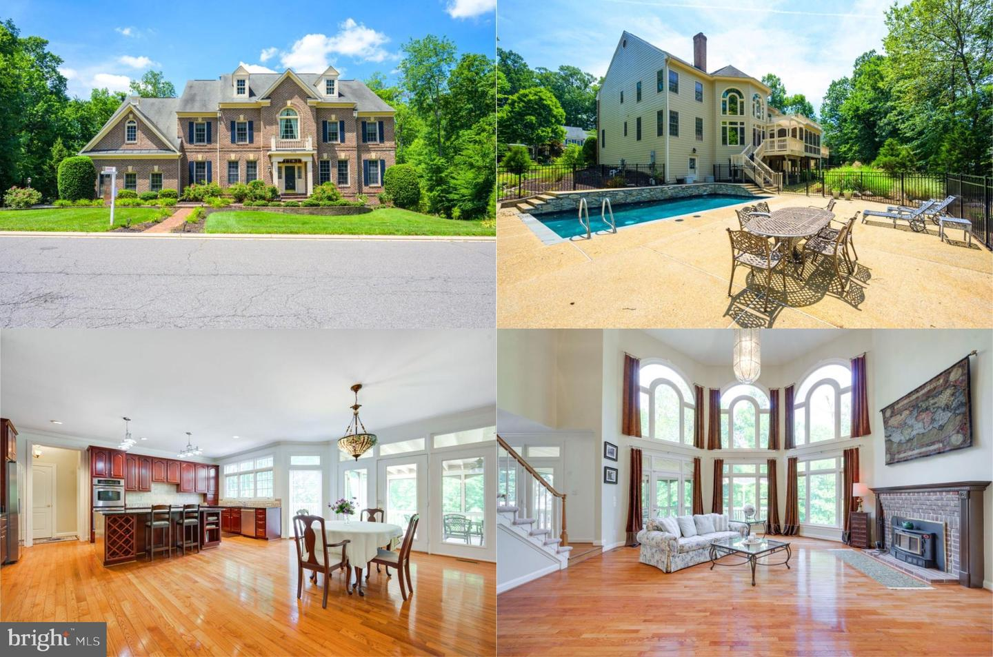 Single Family for Sale at 12100 Walnut Branch Rd Reston, Virginia 20194 United States