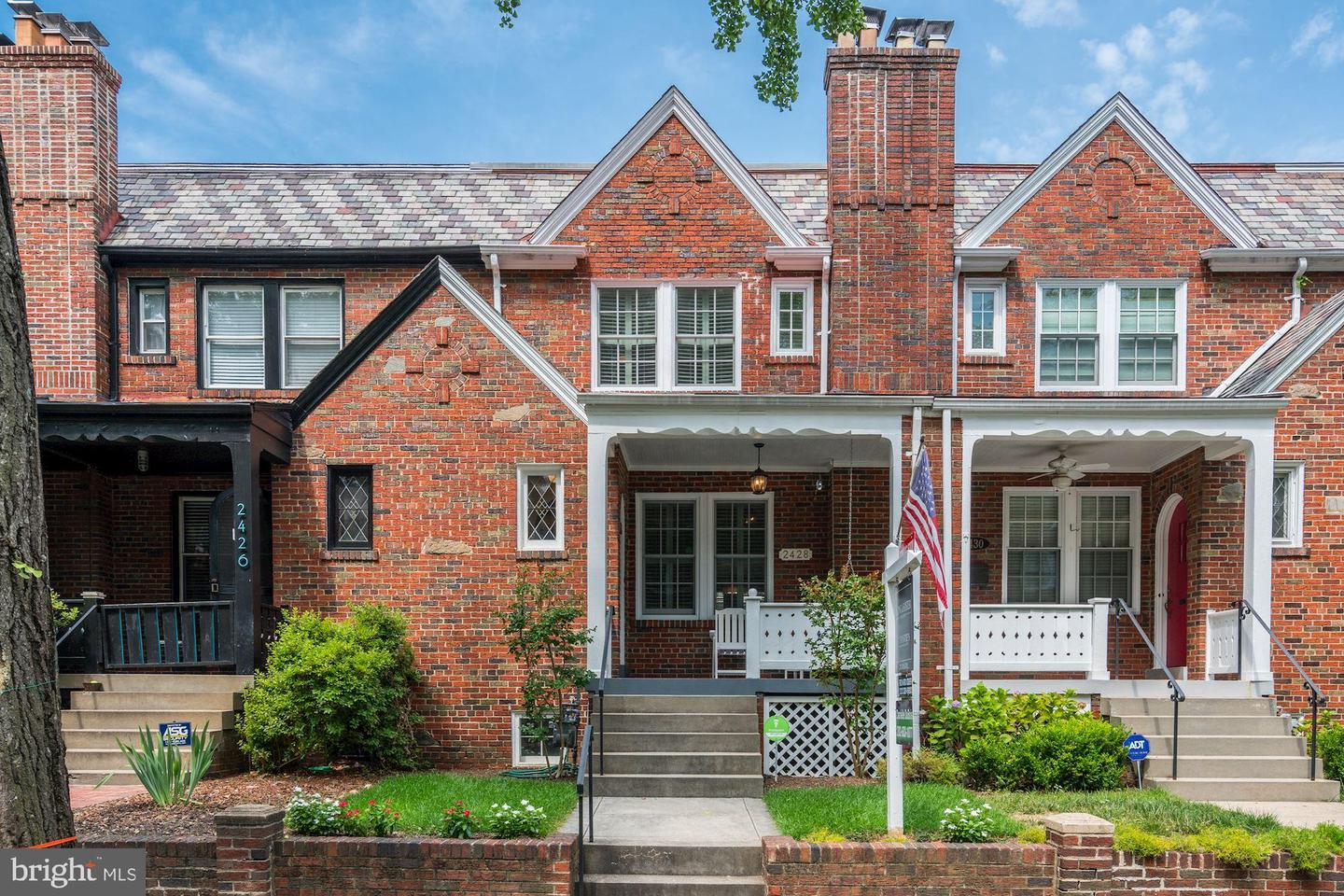 Single Family for Sale at 2428 39th Pl NW 2428 39th Pl NW Washington, District Of Columbia 20007 United States