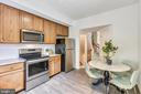 Modern and updated kitchen - 20529 ASHLEY TER, STERLING