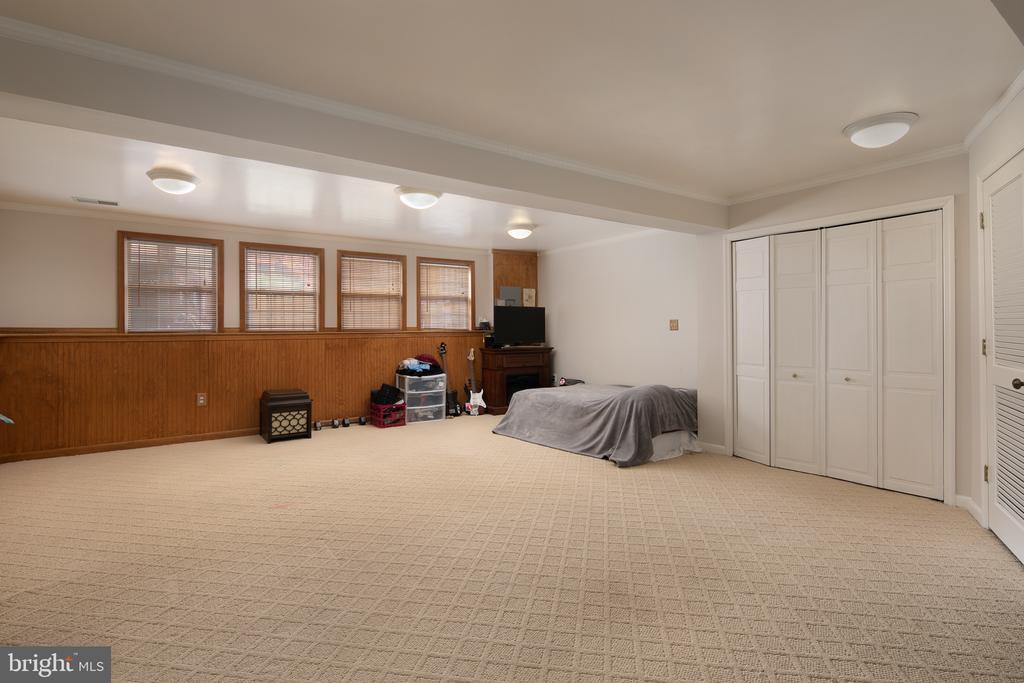 Rec room - 43190 CENTER ST, CHANTILLY