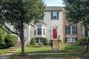 Front view from street - 43190 CENTER ST, CHANTILLY