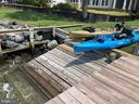 Kayak and Canoe launch to the South River & Bay. - 3752 THOMAS POINT RD, ANNAPOLIS