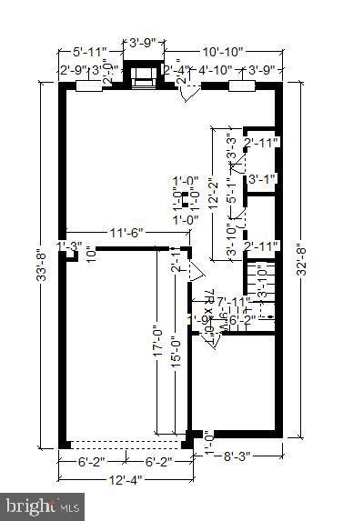 Lower Level Floor Plan - 20529 ASHLEY TER, STERLING