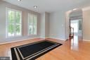 Could be a family room. - 5034 GARDNER DR, ALEXANDRIA
