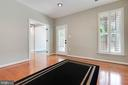 Could be a game room. - 5034 GARDNER DR, ALEXANDRIA
