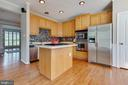Cooking with gas. - 5034 GARDNER DR, ALEXANDRIA