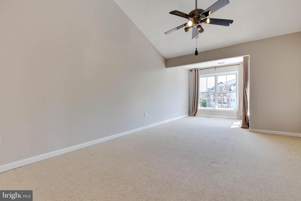 Your special space.  The owner's suite. - 5034 GARDNER DR, ALEXANDRIA