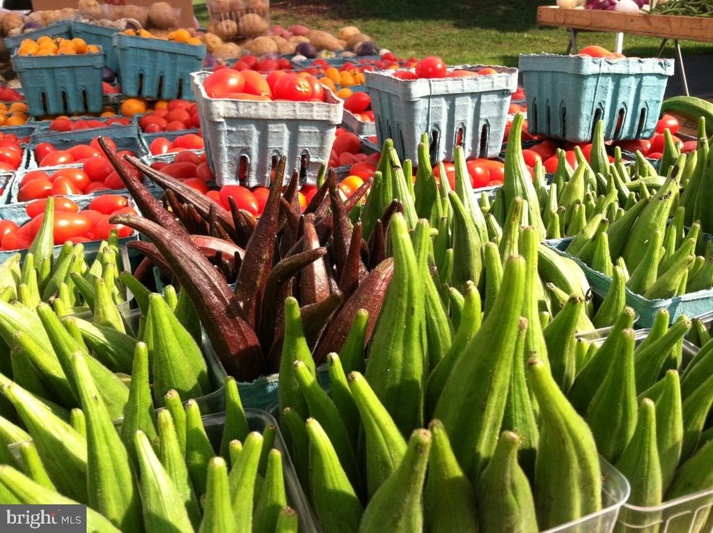 West End Farmers Market May Through Oct 29th. - 5034 GARDNER DR, ALEXANDRIA