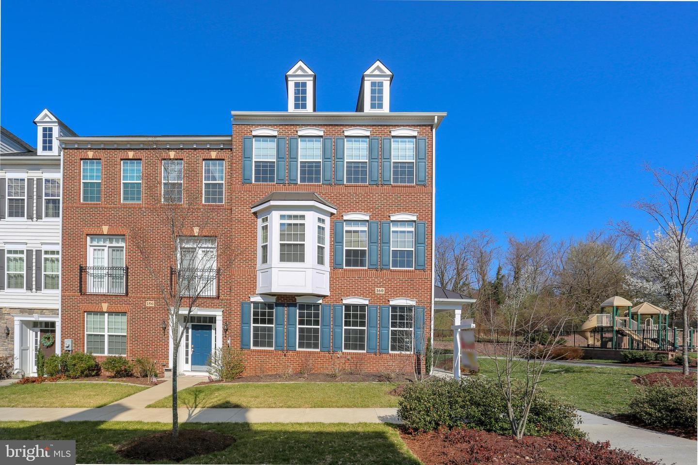 Single Family for Sale at 160 Autumn View Dr Gaithersburg, Maryland 20878 United States