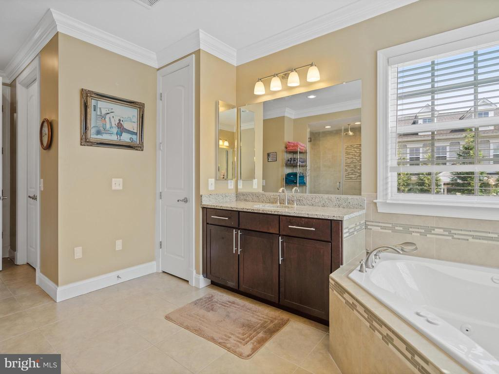 Master Bath - 3988 ORANGE ST, TRIANGLE
