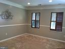 Lower Level Family Room - 144 MARTIN LN, ALEXANDRIA