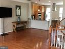 Main Level Dining Room - 144 MARTIN LN, ALEXANDRIA