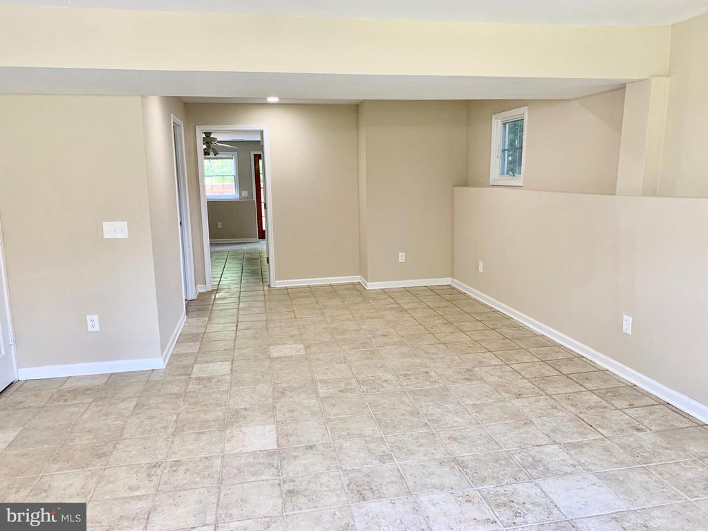 Recreational Room (Lower Level) - 3 GOVERNORS DR SW, LEESBURG