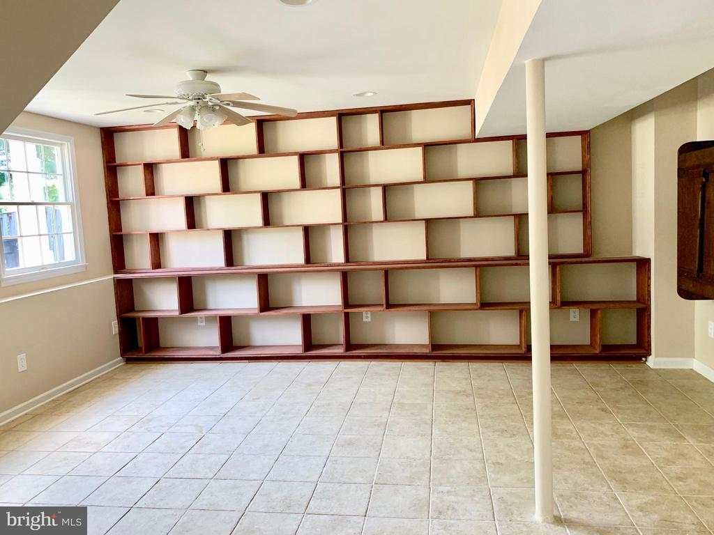 Office/Library Lower Level) - 3 GOVERNORS DR SW, LEESBURG