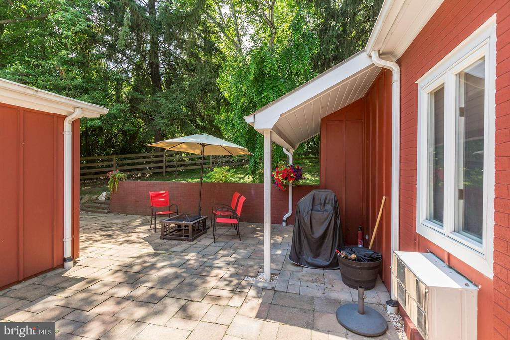 Rear Patio - 17787 DRY MILL RD, LEESBURG