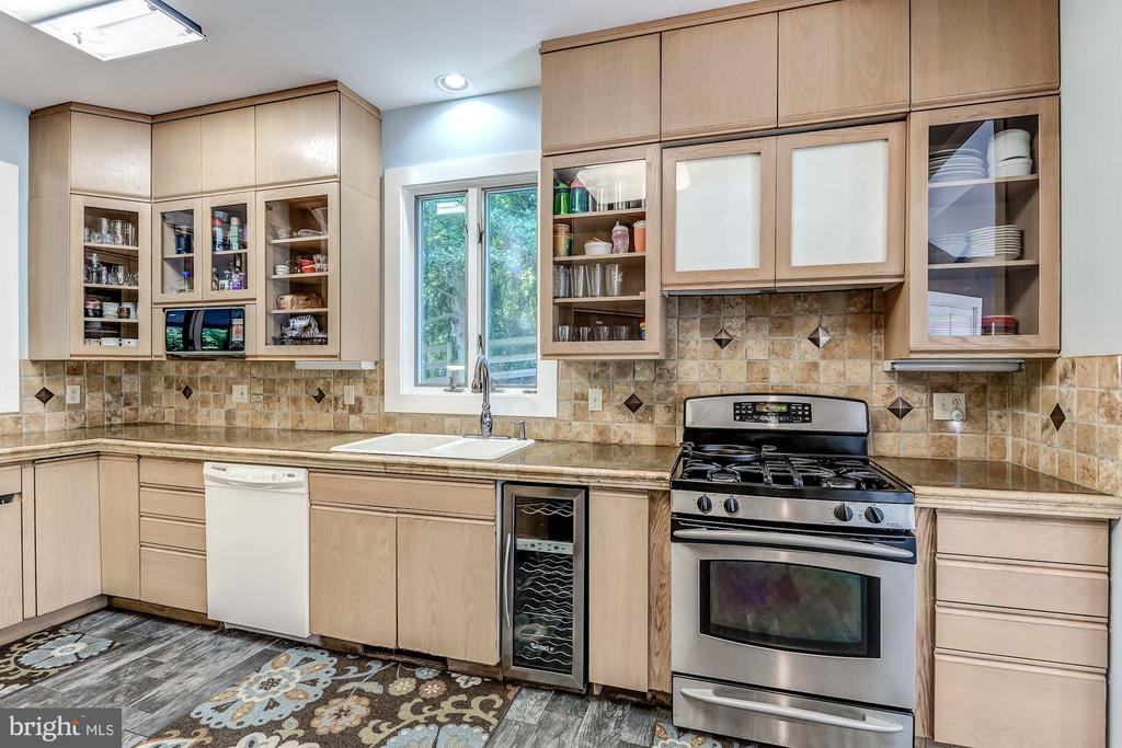 Kitchen - 17787 DRY MILL RD, LEESBURG