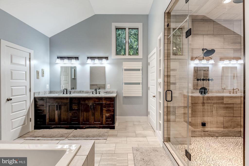 Spa Master Bath - 17787 DRY MILL RD, LEESBURG