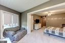 Bedroom #2 Sitting Area - 17787 DRY MILL RD, LEESBURG