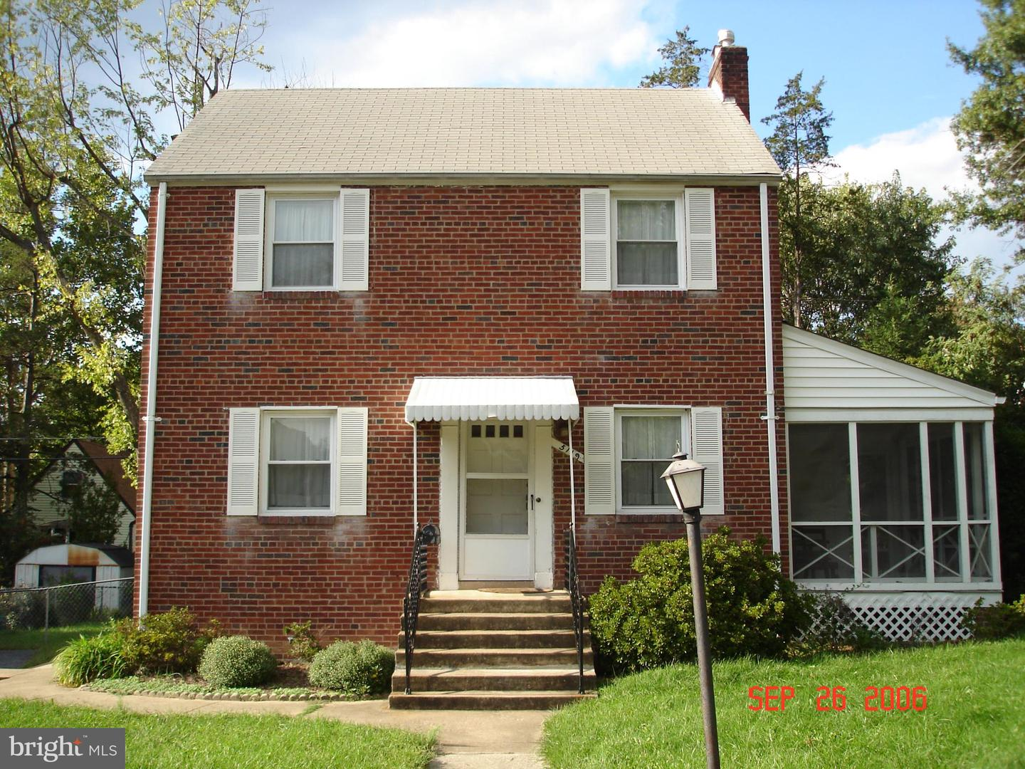 Single Family for Sale at 5119 25th Rd N Arlington, Virginia 22207 United States