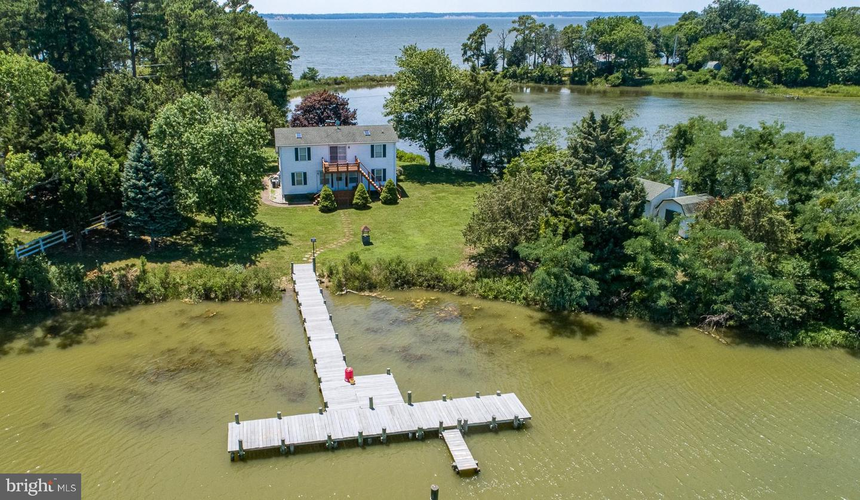 Single Family Homes voor Verkoop op Coltons Point, Maryland 20626 Verenigde Staten