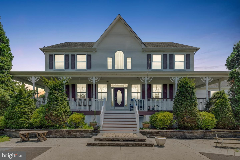 Single Family Homes للـ Sale في Southampton, New Jersey 08088 United States