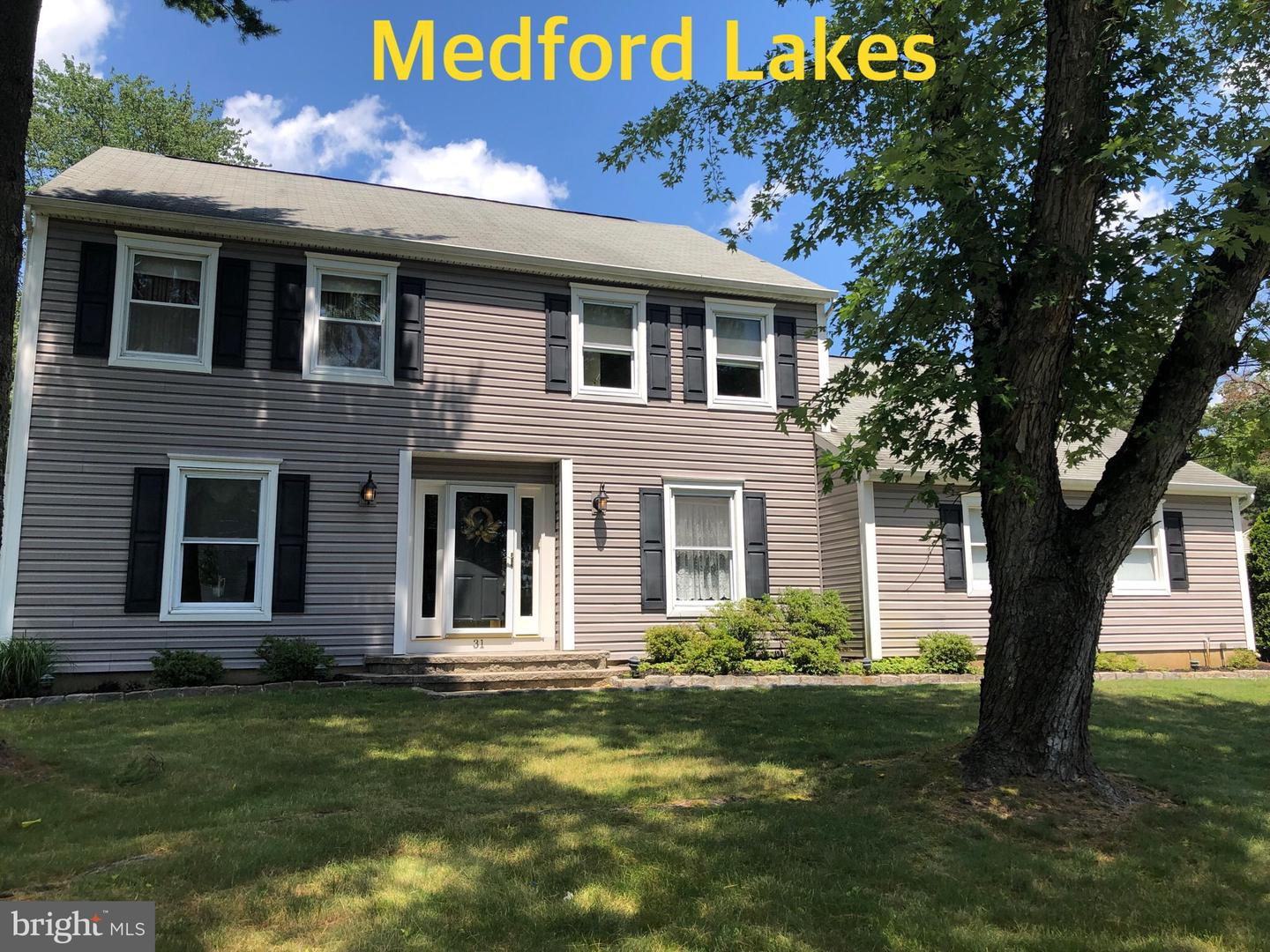 Single Family Homes للـ Sale في Medford Lakes, New Jersey 08055 United States