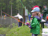 childrens' fishing tourney - 117 MONROE ST, LOCUST GROVE