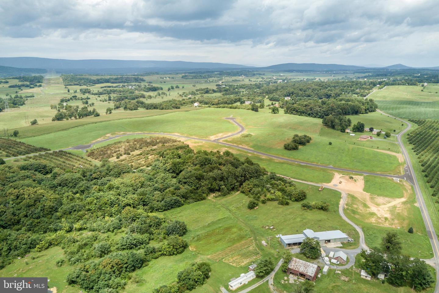 Land for Sale at L 12 Pomme Circle L 12 Pomme Circle Stephens City, Virginia 22655 United States