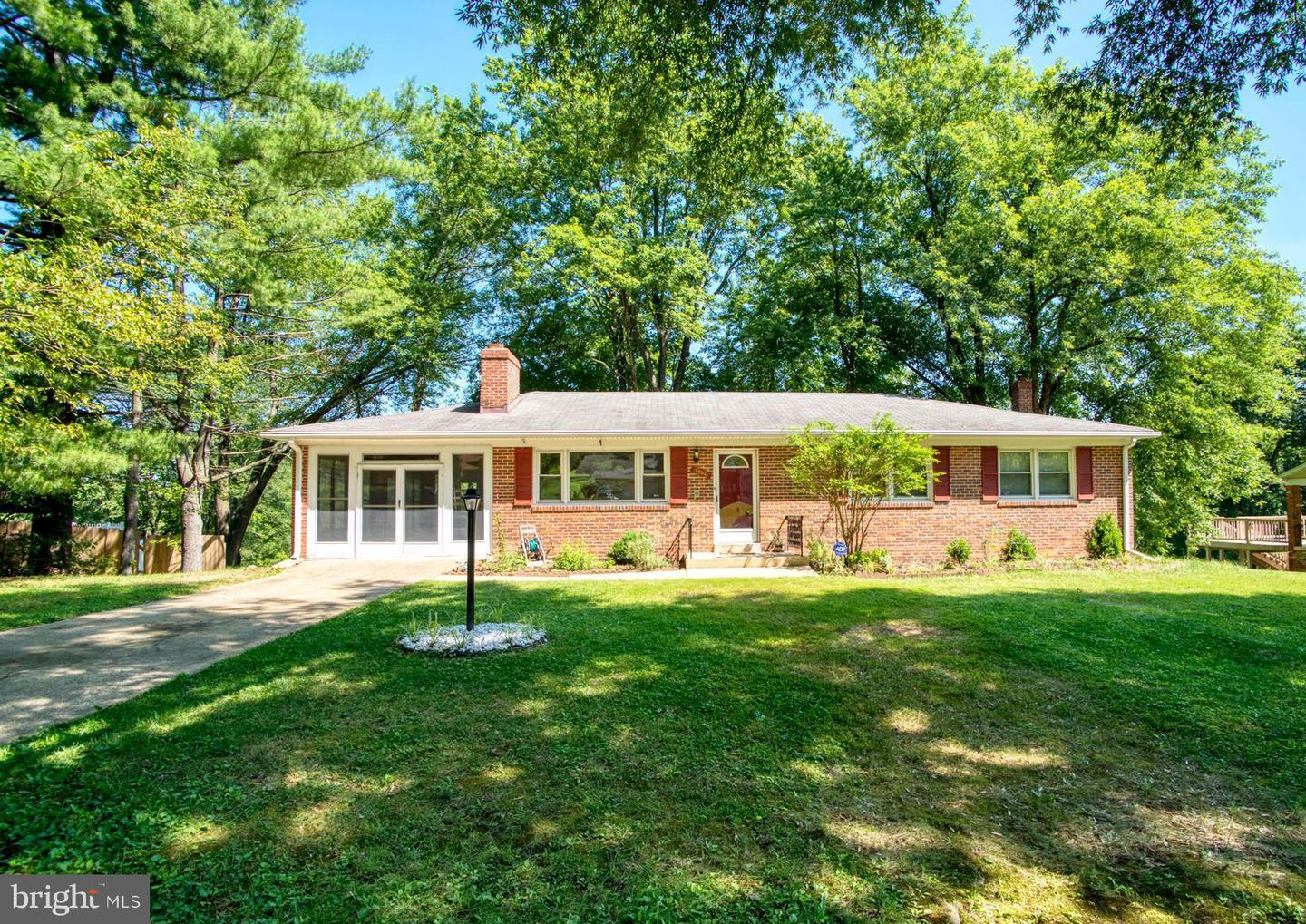 Single Family for Sale at 7904 Lusbys Turn Brandywine, Maryland 20613 United States
