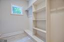 MASTER WALK IN CLOSET - 132 MONTICELLO CIR, LOCUST GROVE
