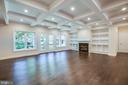GREAT ROOM - 132 MONTICELLO CIR, LOCUST GROVE