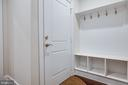 MUD ROOM - 132 MONTICELLO CIR, LOCUST GROVE