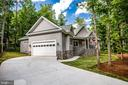 FRONT ELEVATION - TO BE BUILT - COLORS MAY VARY - 132 MONTICELLO CIR, LOCUST GROVE