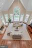 Two-Story Family room - 916 MACKALL AVE, MCLEAN