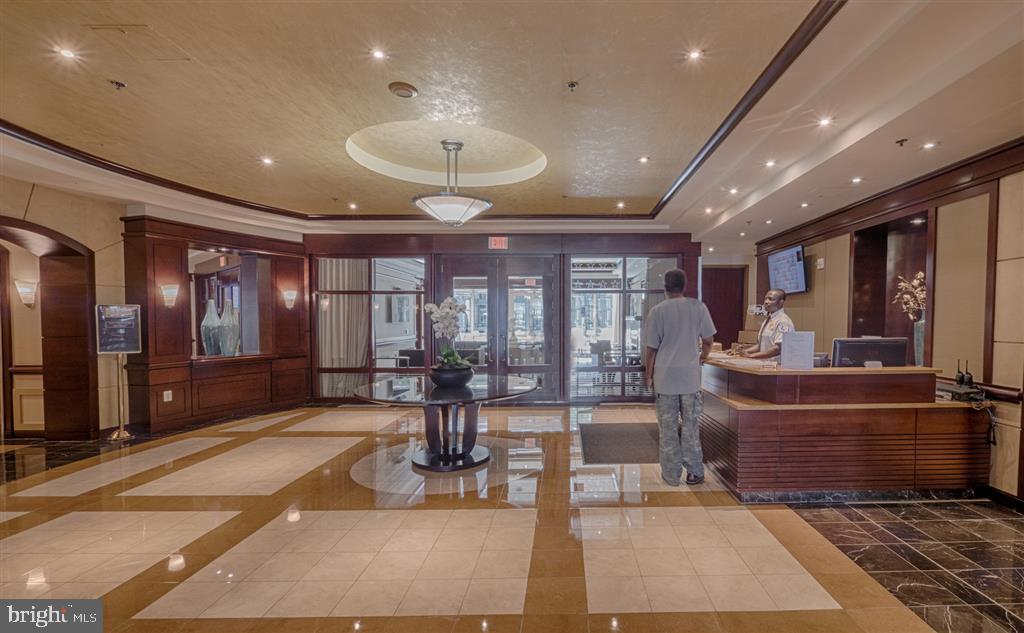 Lobby - 888 N QUINCY ST #1002, ARLINGTON