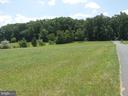 Field view from the home - 1105 REDBUD RD, WINCHESTER