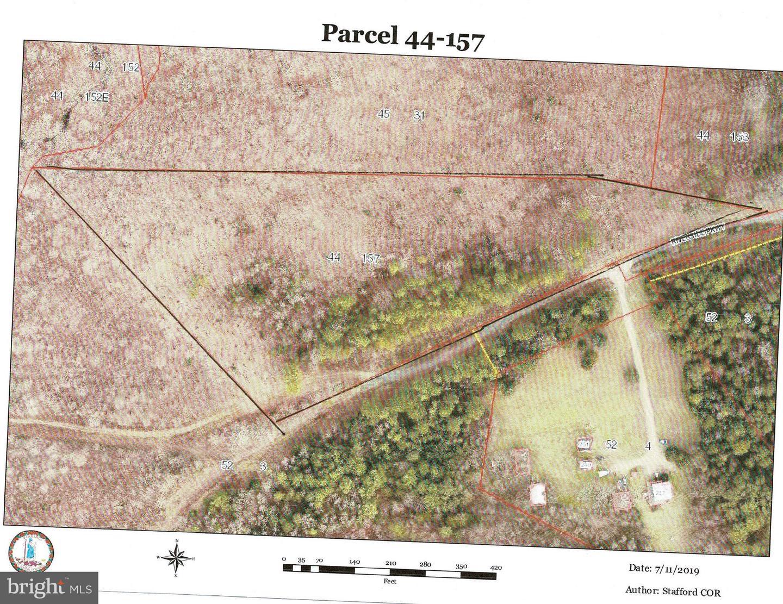 土地 為 出售 在 Falmouth, 弗吉尼亞州 22406 美國