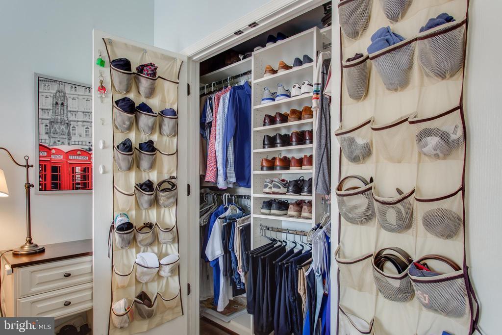 Custom organized closets! - 20 LOGAN CIR NW #3-3, WASHINGTON