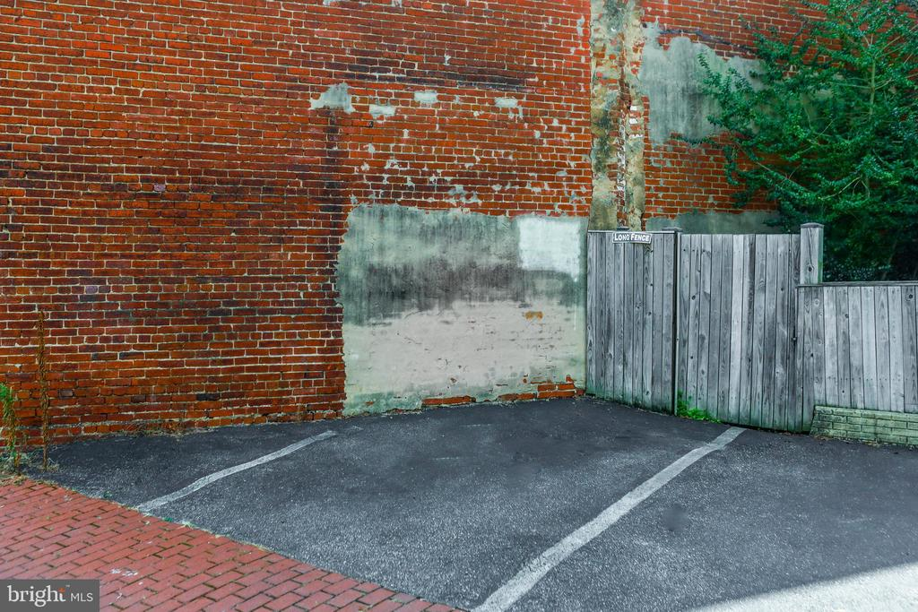 Parking Space Conveys! - 20 LOGAN CIR NW #3-3, WASHINGTON