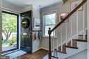 Entry Foyer - 5530 11TH ST N, ARLINGTON