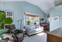 Den with Vaulted Ceiling and Skylight - 5530 11TH ST N, ARLINGTON