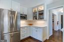 Marble Countertops and Subway Backsplash - 5530 11TH ST N, ARLINGTON
