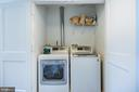 Upper Level Laundry! - 5530 11TH ST N, ARLINGTON