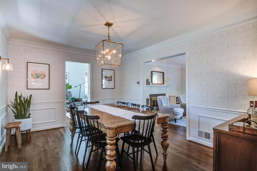Oversized Dining Room - 5530 11TH ST N, ARLINGTON